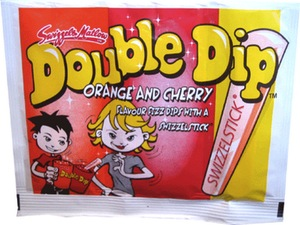 The real double dip won