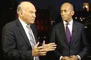 BiS v Shadow BiS: Vince Cable and Chuka Umunna