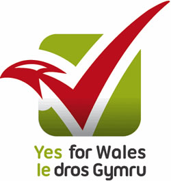 Success! The people of Wales voted Yes in the referendum