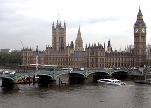 Westminster Bridge in better times
