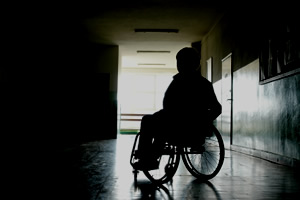Disabled people have been badly let down by the system