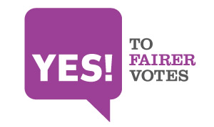 Yes to Fairer Votes: Click for more details