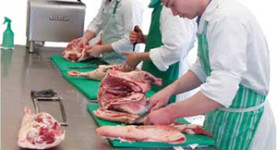 Young butchers: Could face the chop if Liberal policies are implemented too soon
