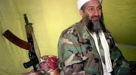 Osama bin Dead-en: He used AK-47s for decoration, but it wasn