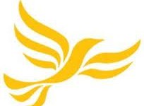 The Liberal Democrat logo; click to enter