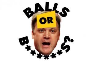 Balls or bollocks