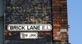 BrickLane sign
