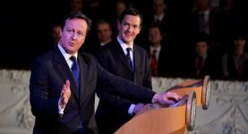 Cameron and Osborne