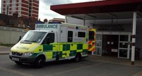 NHS A&E