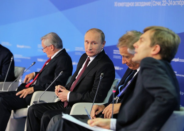 Putin Milne