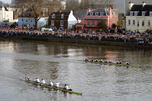 Boat race ncr