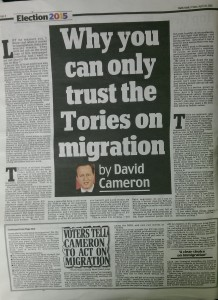 Cameron immigration