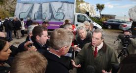 Farage Dover