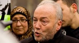 George Galloway ncr