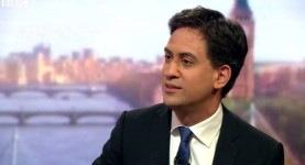 Miliband on Andrew Marr