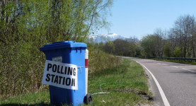 pollingsign