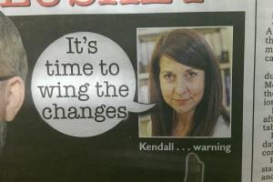 Kendall Sun 29 May
