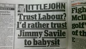 Littlejohn Labour Savile