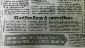 Mail correction Ashcroft 19 May 2015