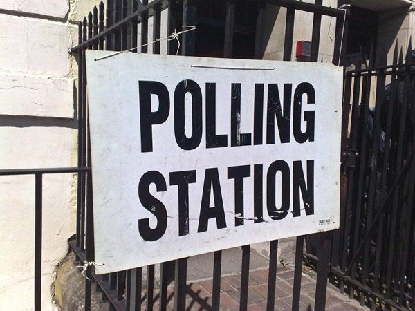 Polling station ncr