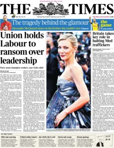 Times 18 May