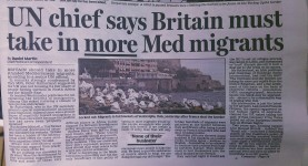 More Med migrants