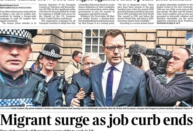 Times Coulson 4 June