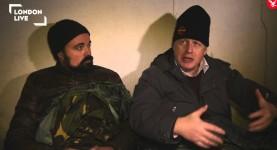 Boris and Lebedev tramps