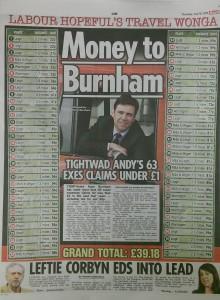 Burnham full page Sun 16 7 15