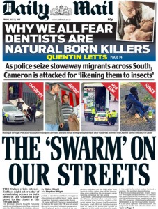 Daily Mail Swarm 31 7 15