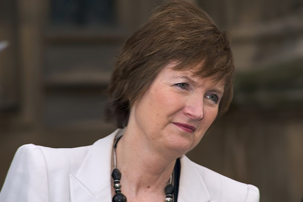 Harriet Harman ncr