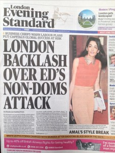 London backlash non-doms