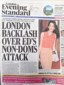 London backlash non-doms