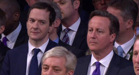 Osborne and Cameron Queens speech