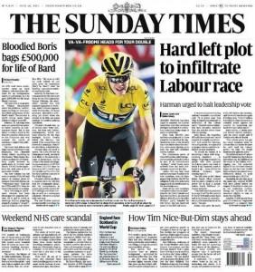 Sunday Times 26 7 15