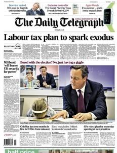 Telegraph non doms