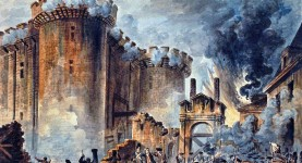 The Storming of the Bastille, Jean-Pierre Houël