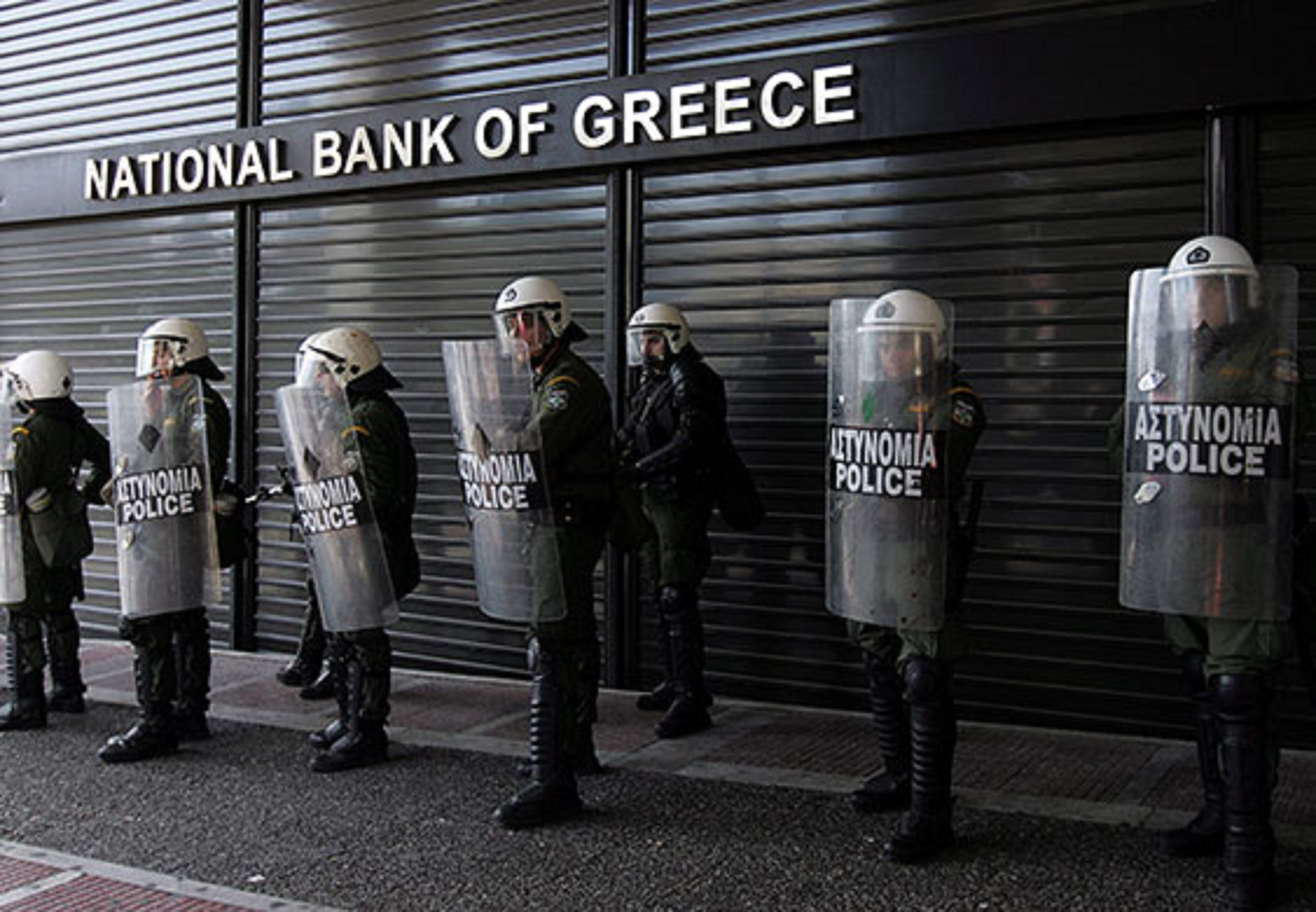 Greece is for sale – and everything must go