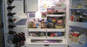 Scary fridge