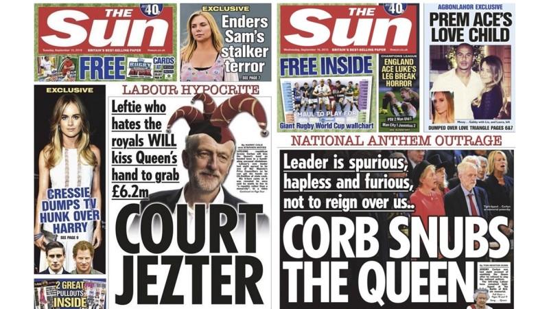 Corbyn Queen