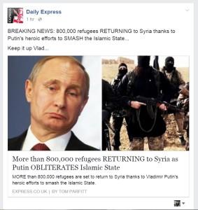 Express Putin