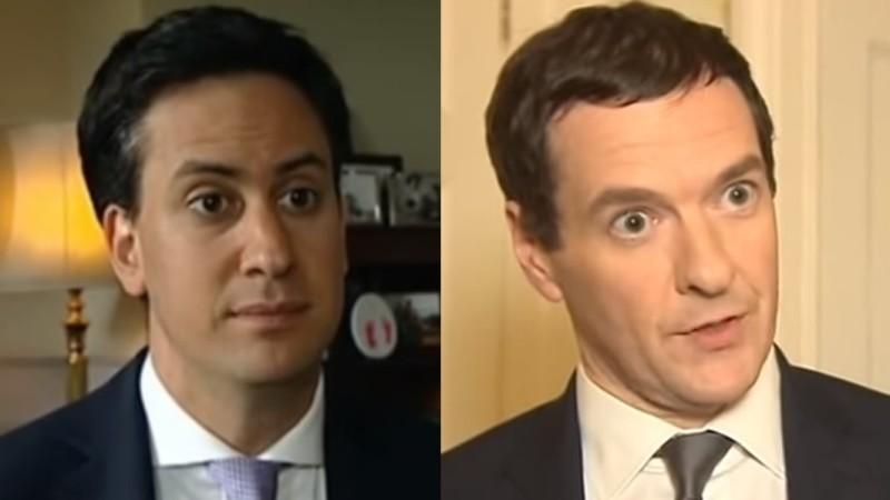 Miliband Osborne