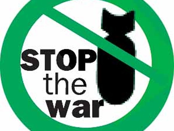 Image result for Stop the War Coalition LOGO