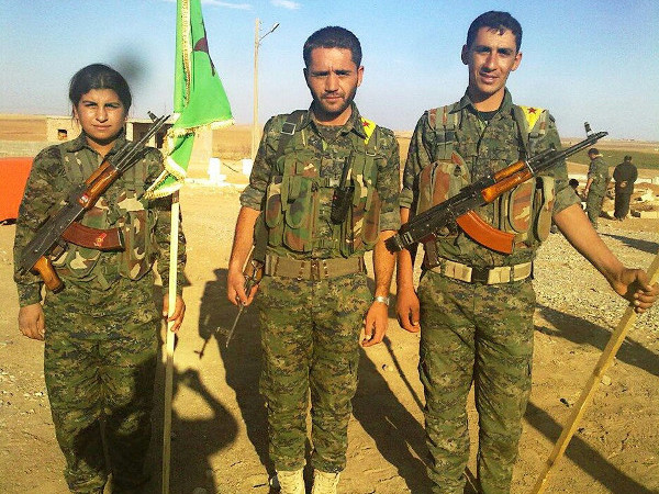 kurdishfighters