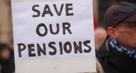 Day of Action for Pensions Justice