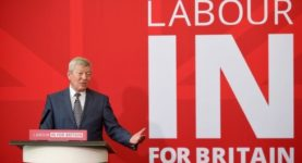 Alan Johnson EU