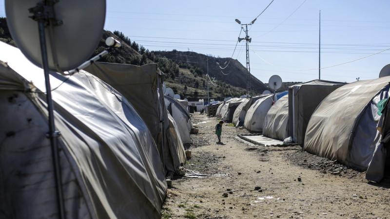 Turkey camp