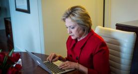 Clinton computer