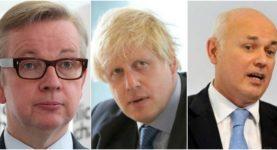 Gove Boris IDS