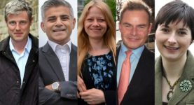 London Mayor candidates 2016